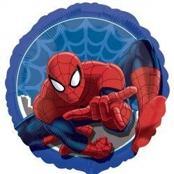 SPIDER-MAN STREET TREAT STANDARD FLAT