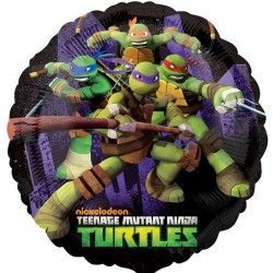 TEENAGE MUTANT NINJA TURTLE STREET TREAT STANDARD FLAT