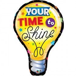 "YOUR TIME TO SHINE 40"" SHAPE GROUP B PKT"